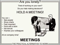 bored meeting