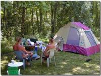 naked camping